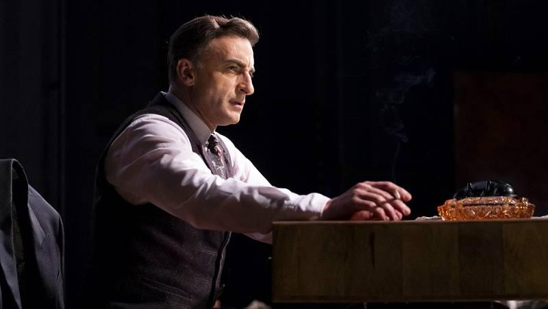 En escena - 'Nekrassov', David Luque y la Royal Shakespeare Company - 16/01/20 - Escuchar ahora