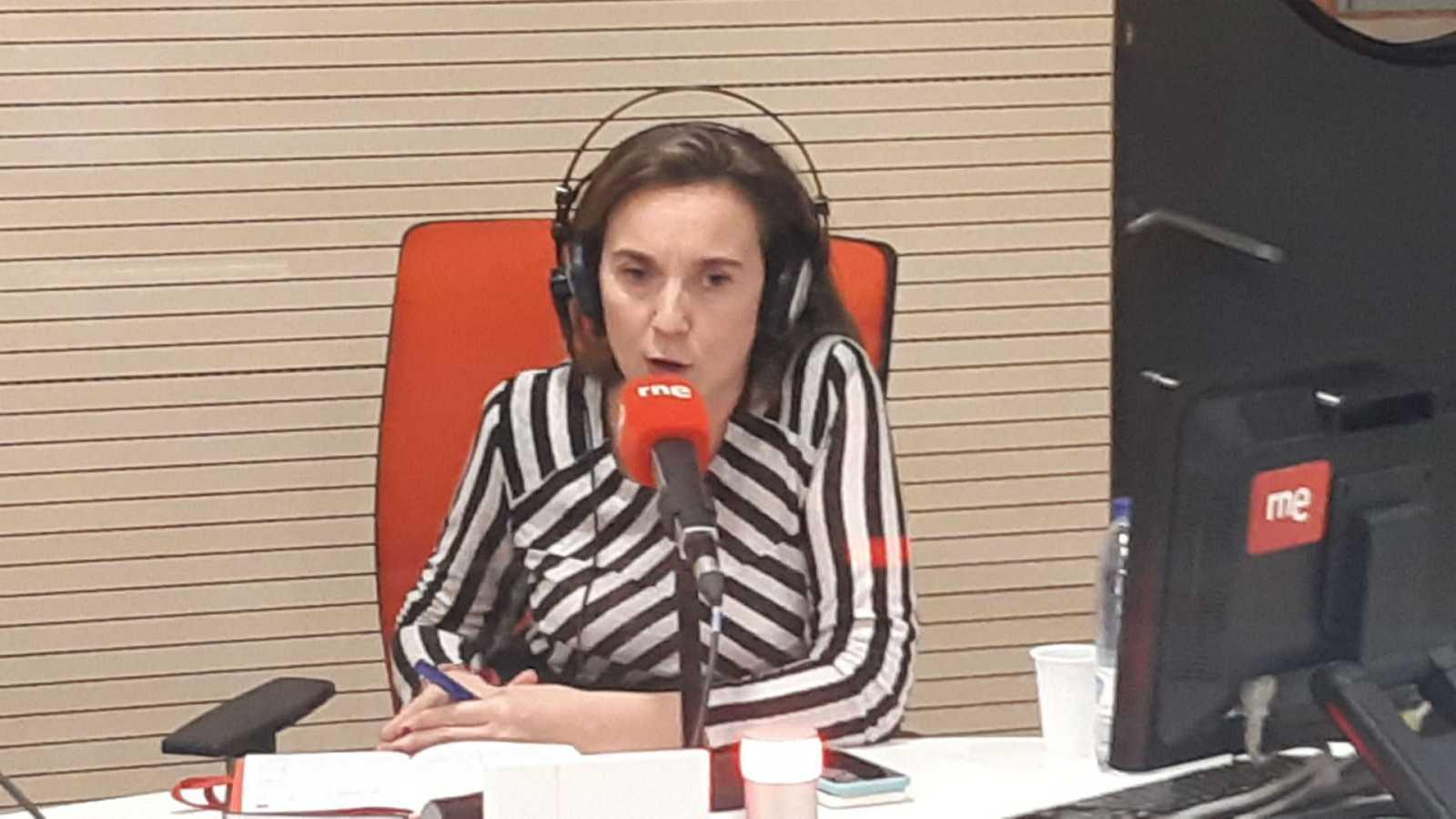 """24 horas - Cuca Gamarra: """"Delgado no debería aceptar el cargo por el bien de la separación de poderes"""" - Escuchar ahora"""