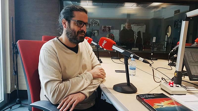 Diálogo y espejo - 'La barrera del sonido' con Juan Trejo - 18/01/20 - escuchar ahora