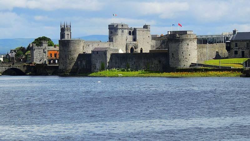 Nómadas - Limerick, guardiana del Shannon - 18/01/20 - Escuchar ahora