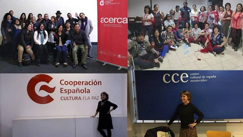 Hora América - Semana de la red de centros culturales de la Cooperación española - 19/01/20 - Escuchar ahora