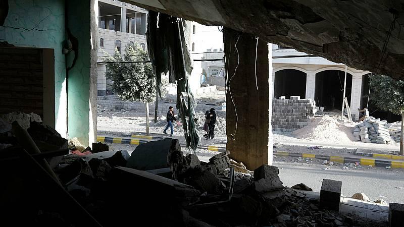 Cerca de un centenar de soldados muertos en un ataque en Yemen - Escuchar ahora
