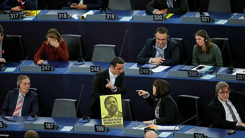 Junqueras recurre la decisión del Parlamento Europeo de privarle del acta de diputado - Escuchar ahora