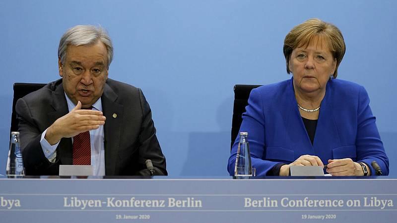 """24 horas fin de semana - 20 horas - Acuerdo en Berlín de alto el fuego y un """"plan integral"""" de resolución al conflicto de Libia - Escuchar ahora"""