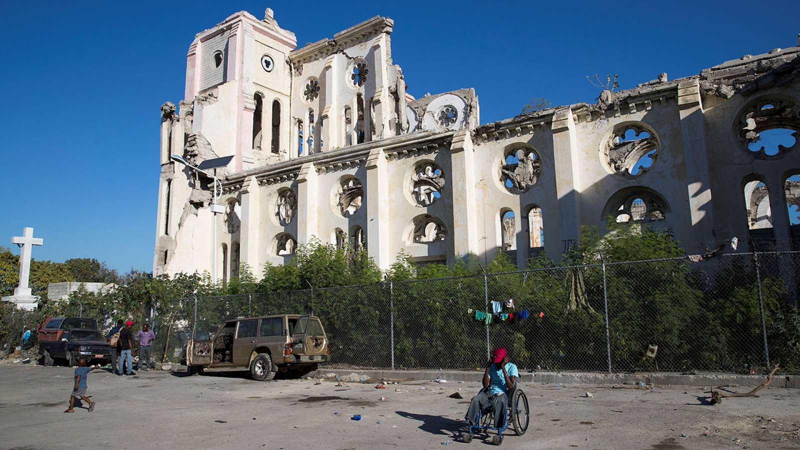 Mundo solidario - Haití, diez años después - 19/01/20 - escuchar ahora