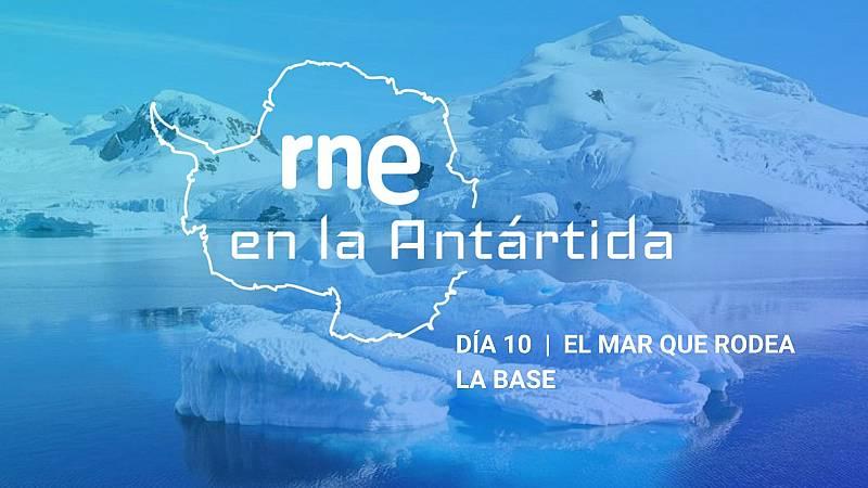 Las mañanas de RNE con Iñigo Alfonso - RNE en la Antártida | Día 10: El mar que rodea la base - Escuchar ahora