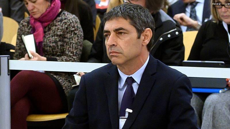 24 horas -  Trapero niega que los Mossos fueran cómplices del procés - Escuchar ahora