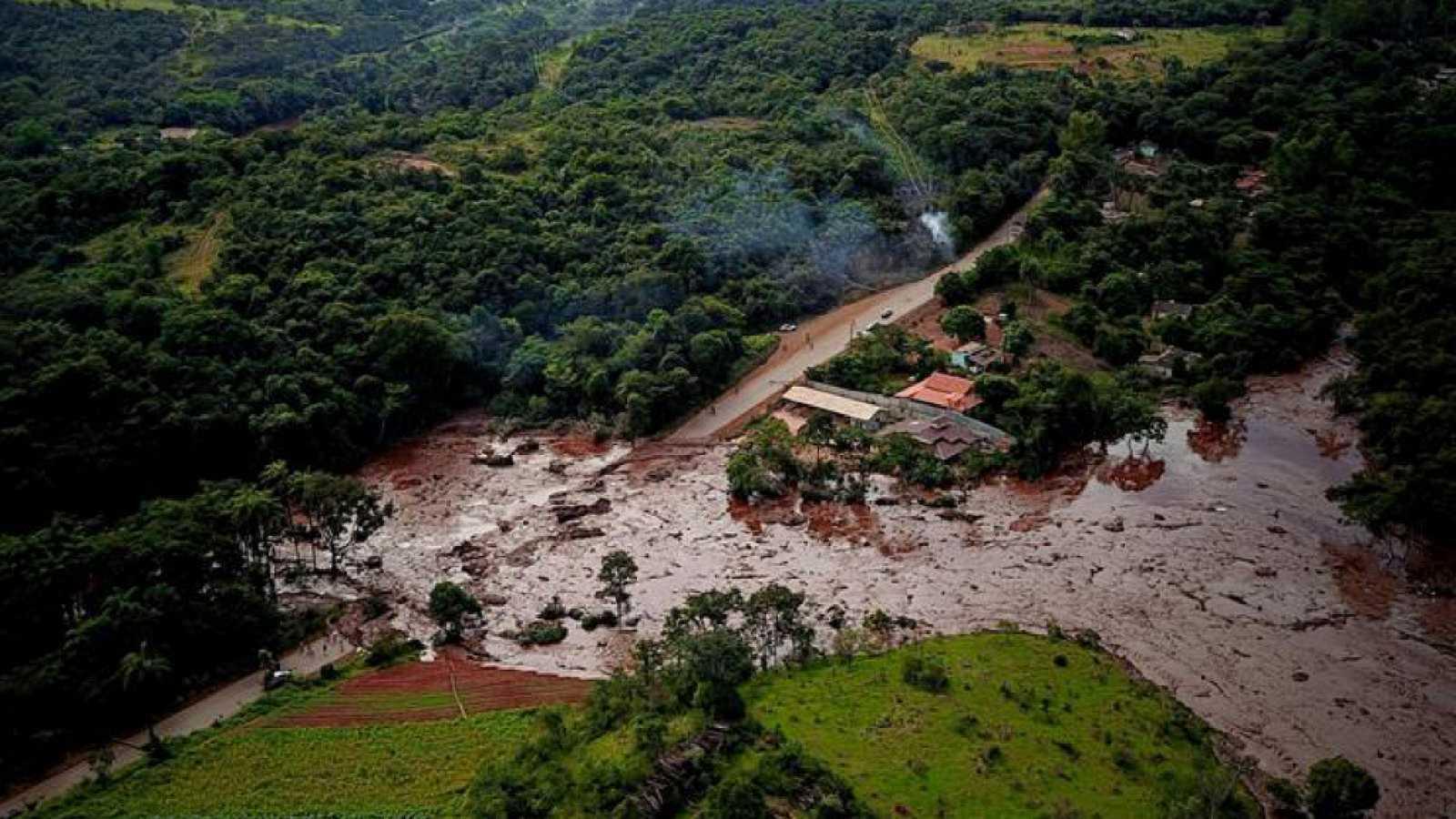 Cinco continentes - Brasil: un año después en Brumadinho - Escuchar ahora