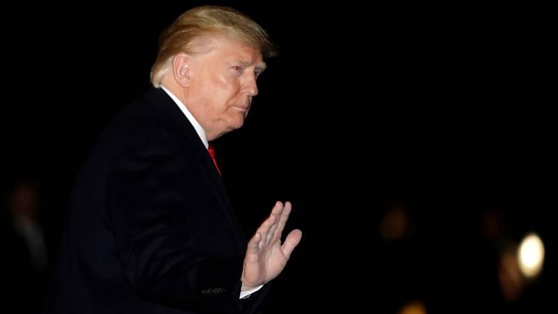 Las mañanas de RNE con Íñigo Alfonso - Juicio político contra Trump: Un proceso histórico pase lo que pase - Escuchar ahora