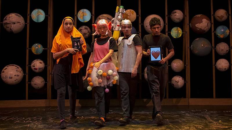 Artesfera - El teatro Galileo de Madrid apuesta por los adolescentes - escuchar ahora