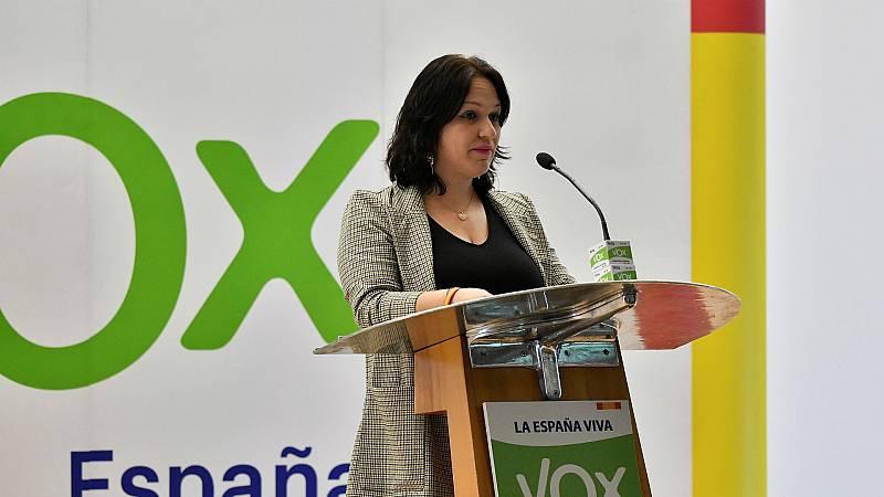 14 horas - Una diputada de Vox en Andalucía denuncia al partido por acoso laboral - Escuchar ahora