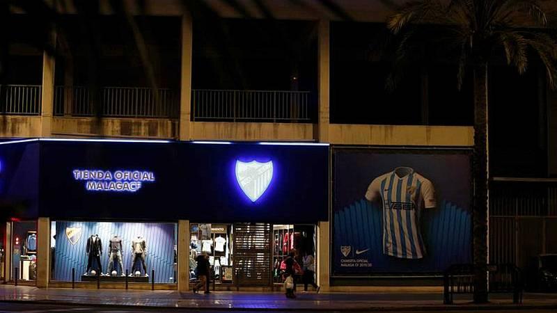 14 horas - La policía registra la sede del Málaga C.F en busca de documentación económica - Escuchar ahora