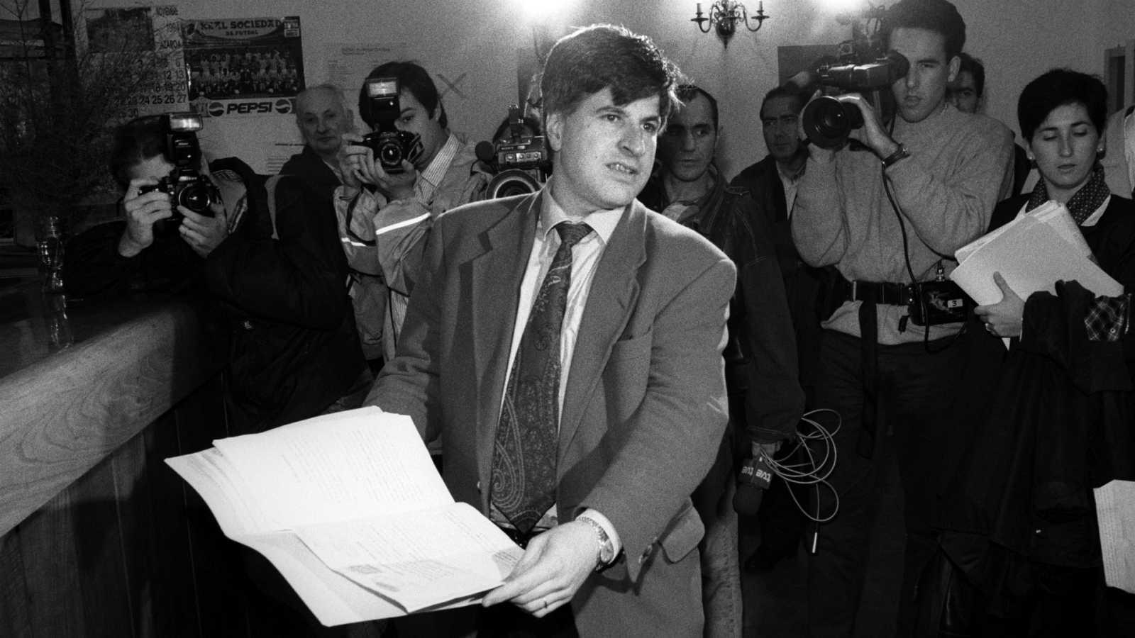 24 horas - En algún lugar del tiempo: 25 años del asesinato de Gregorio Ordóñez