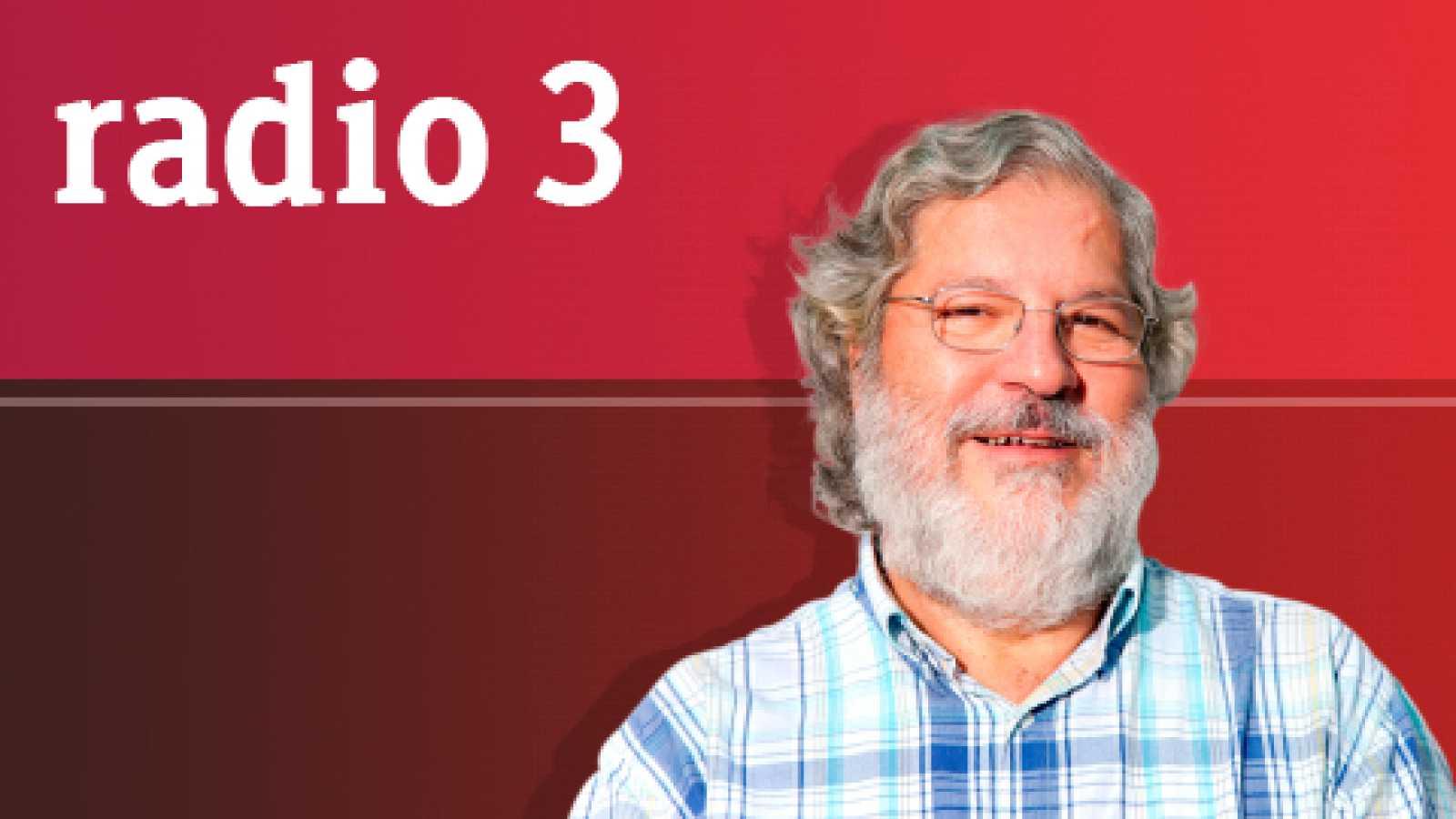 Discópolis - 10.836. Sesiones Tesoro RNE 28: Tony Ronald - Los Diablos - 23/01/20 - escuchar ahora