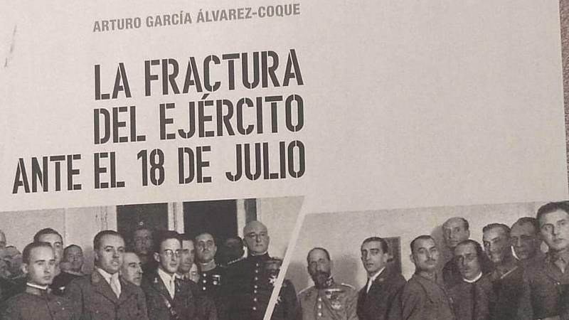 La historia de cada día - Los militares profesionales españoles en la encrucijada de julio de 1936 - 26/01/20 - escuchar ahora