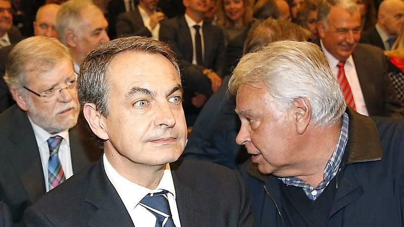 14 horas - González y Zapatero discrepan sobre la visita de Guaidó - Escuchar ahora