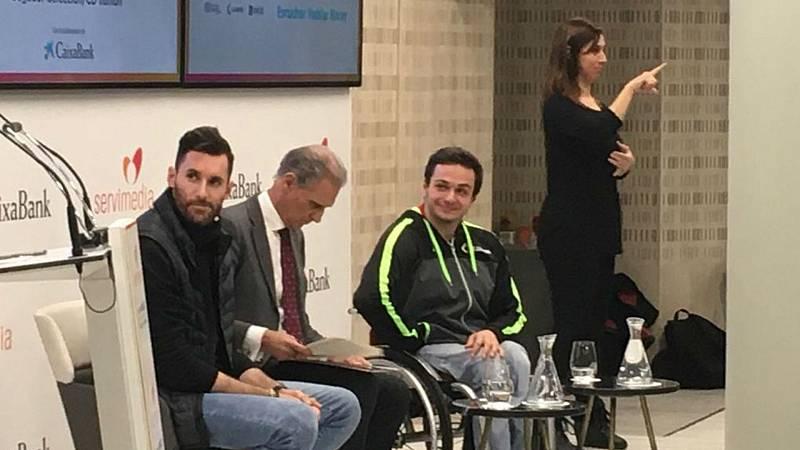 Desafío Tokio - Rudy Fernández y Daniel Stix: puro baloncesto - Escuchar ahora