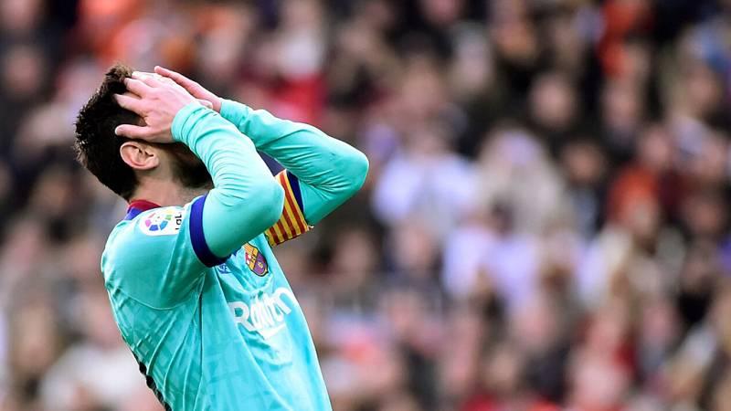 Tablero deportivo - Primera derrota del Barça de Setién - Escuchar ahora