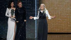"""De película - Premios Goya - Benedicta Sánchez: """"No me gusta competir. Hay tres chicas encantadoras, se lo pasaría"""""""