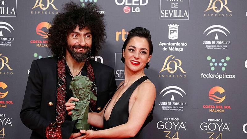 """De Película - Premios Goya - Malikian: """"Los viajeros forman la riqueza de nuestra civilización"""" - Escuchar ahora"""