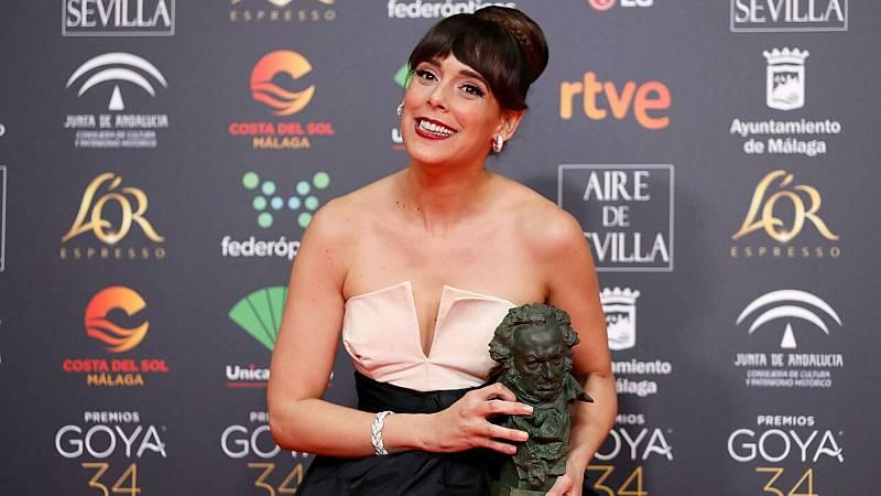 """De película - Premios Goya - Belén Cuesta: """"La vida da muchas vueltas de repente"""" - Escuchar ahora"""