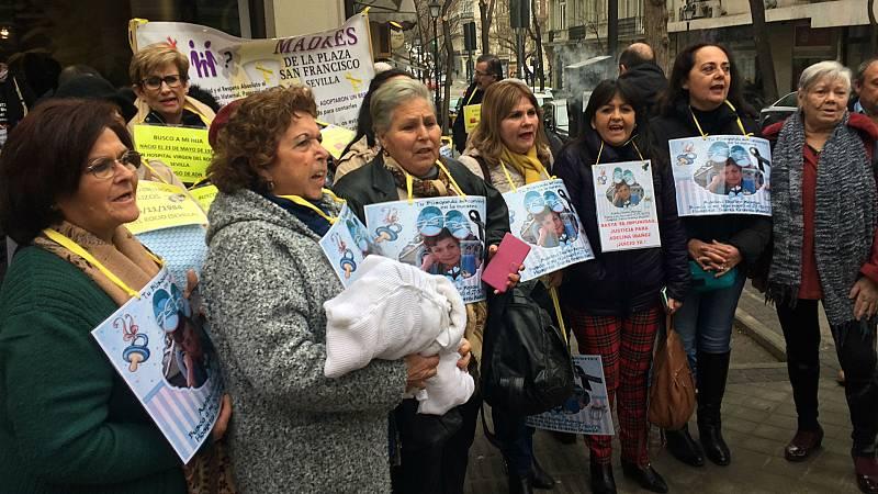 Todo Noticias - Mañana - Los afectados por casos de bebés robados reclaman justicia - Escuchar ahora