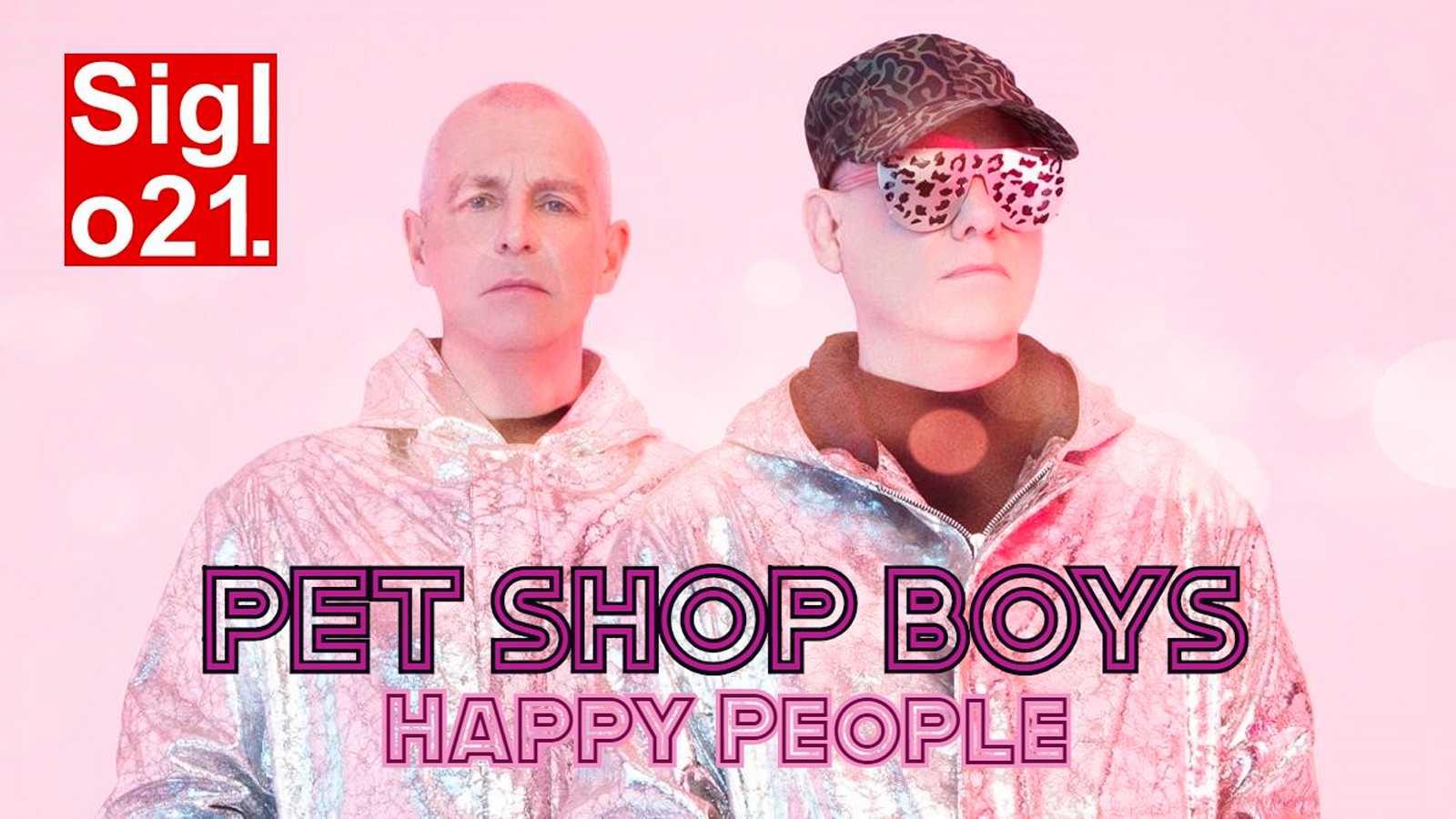 Siglo 21 - Pet Shop Boys - 27/01/20 - escuchar ahora