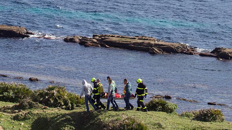 Boletines RNE - Hallado el cuerpo de otro marinero del Rúa Mar - Escuchar ahora