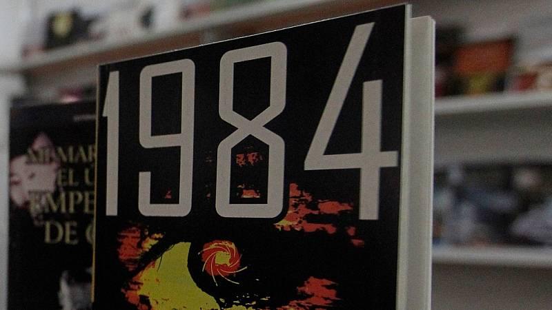 """24 horas - En algún lugar del tiempo - George Orwell y """"1984"""" - Escuchar ahora"""