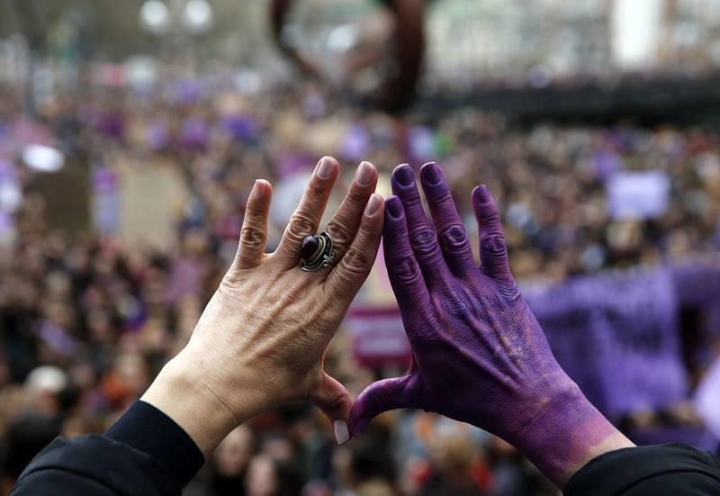 La reparació de les violències sexuals i Els pilars del feminisme descolonial