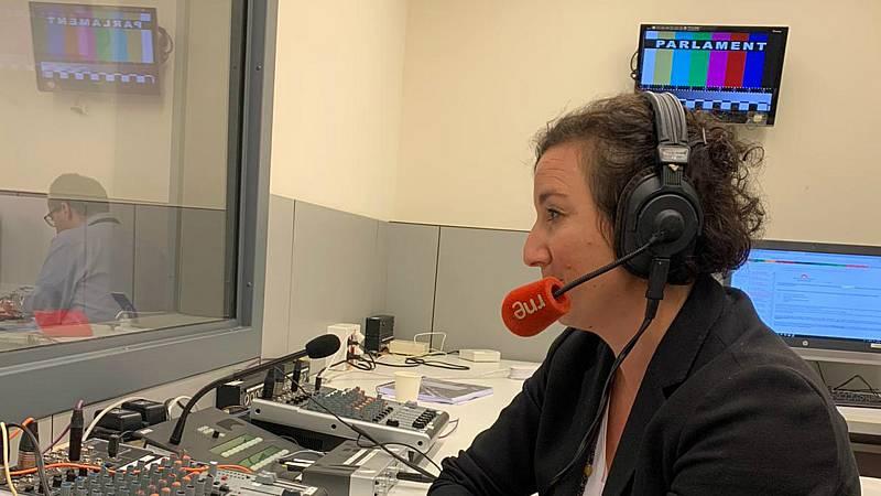 """14 horas - Alicia Romero (PSC): """"No apoyaríamos un Gobierno presidido por independentistas"""" - Escuchar ahora"""