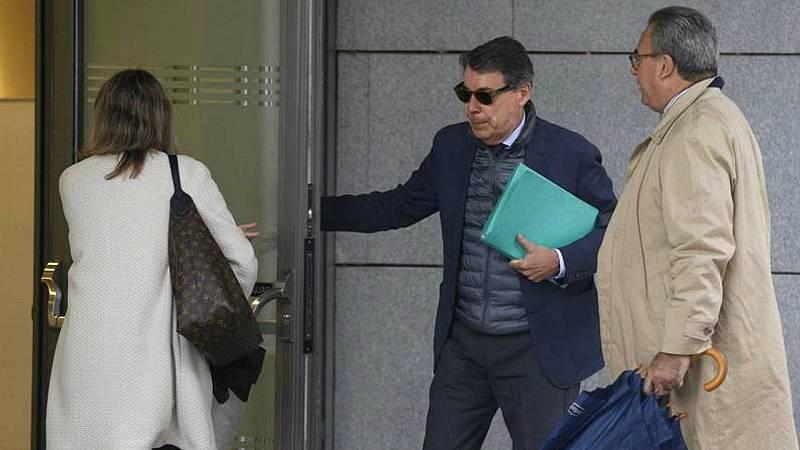 14 horas - El fiscal pide ocho años de cárcel para Ignacio González por el caso Lezo - Escuchar ahora