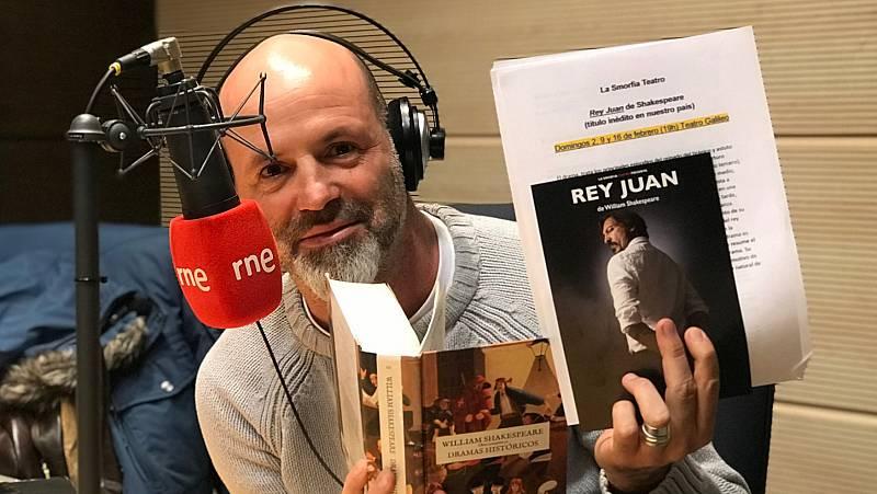 Dramedias con Paloma Cortina - El Rey Juan y Raúl Losánez - 02/02/2020