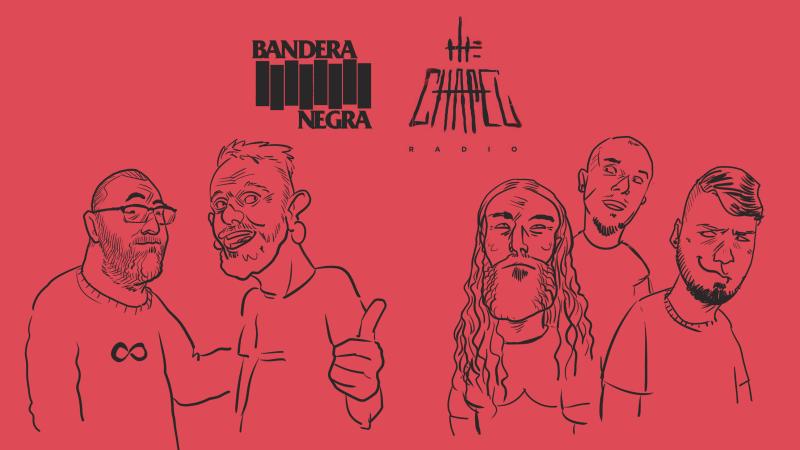 Bandera negra - The Chapel Radio #1 - 30/01/20 - escuchar ahora