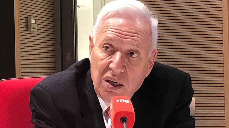 """24 horas - Margallo: """"El PSOE siempre ha tenido la tentación totalitaria de perpetuarse en el poder"""" - Escuchar ahora"""