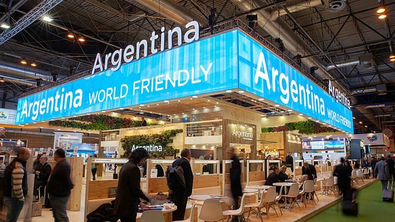 Hora América en Radio 5 - Argentina renueva su imagen turística - 30/01/20 - Escuchar ahora