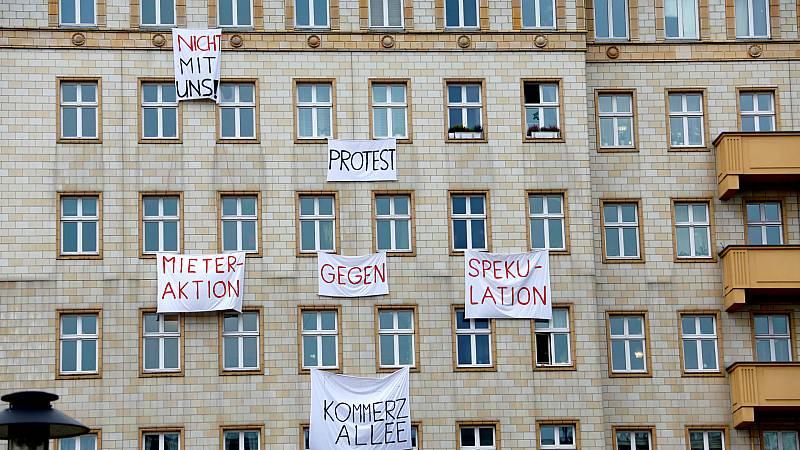 14 horas - Una ley congela los alquileres durante cinco años en Berlín - Escuchar ahora
