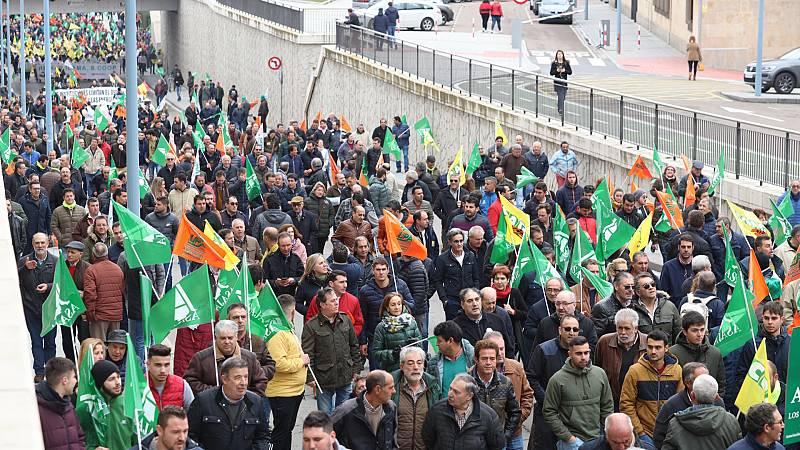 24 horas - Los agricultores piden precios justos para un trabajo rentable - Escuchar ahora