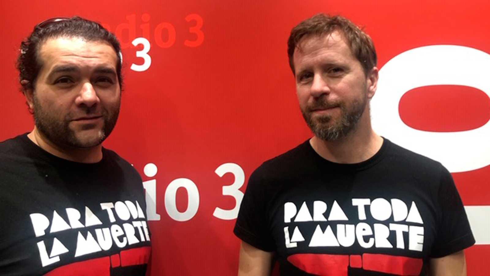 En Radio 3 - Los Compadres: Alberto López y Alfonso Sánchez - 01/02/20 - escuchar ahora