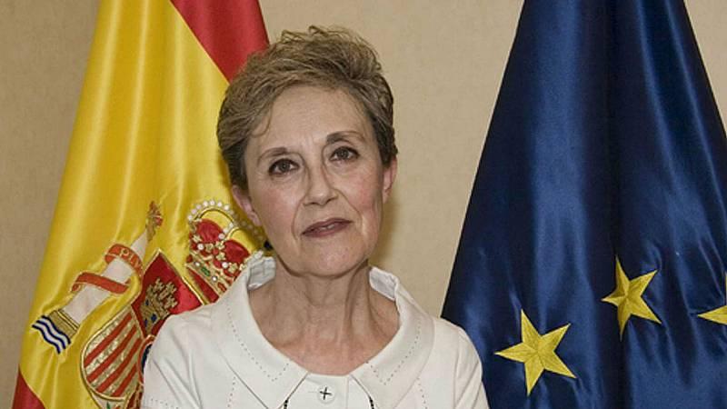 Boletines RNE - Paz Esteban es la nueva jefa de los servicios secretos españoles  - Escuchar ahora