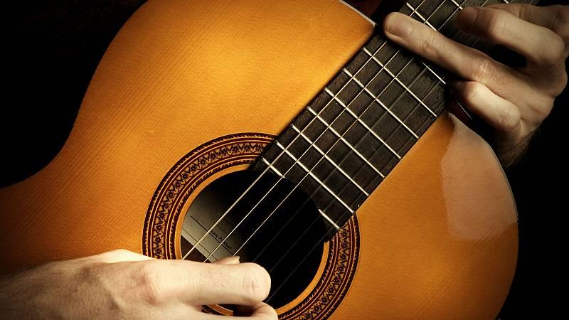La estación azul de los niños - La guitarra de Sainz Villegas - 01/02/20 - escuchar ahora