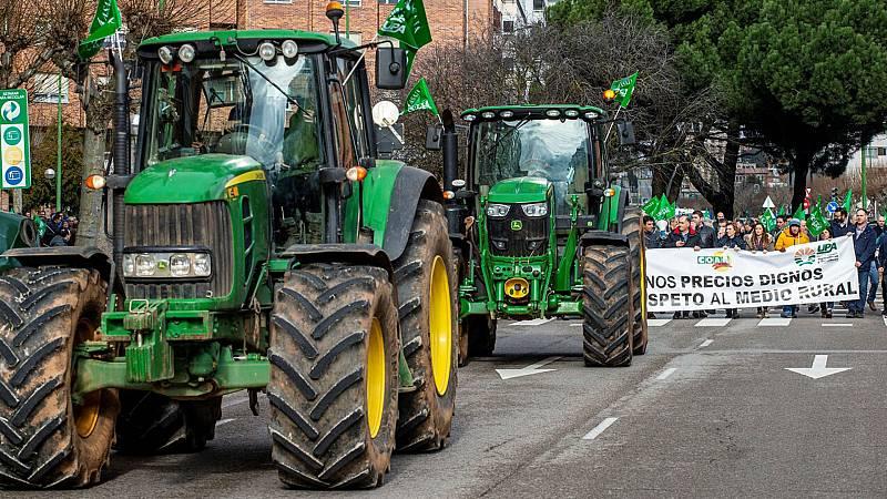 Agro 5 - Agricultores al límite, en defensa de su futuro - 01/02/20 - Escuchar ahora