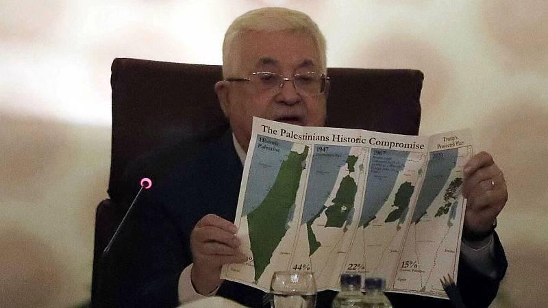 """La Liga Árabe  rechaza """"el plan del siglo"""" de Trump para Israel y Palestina - Escuchar ahora"""