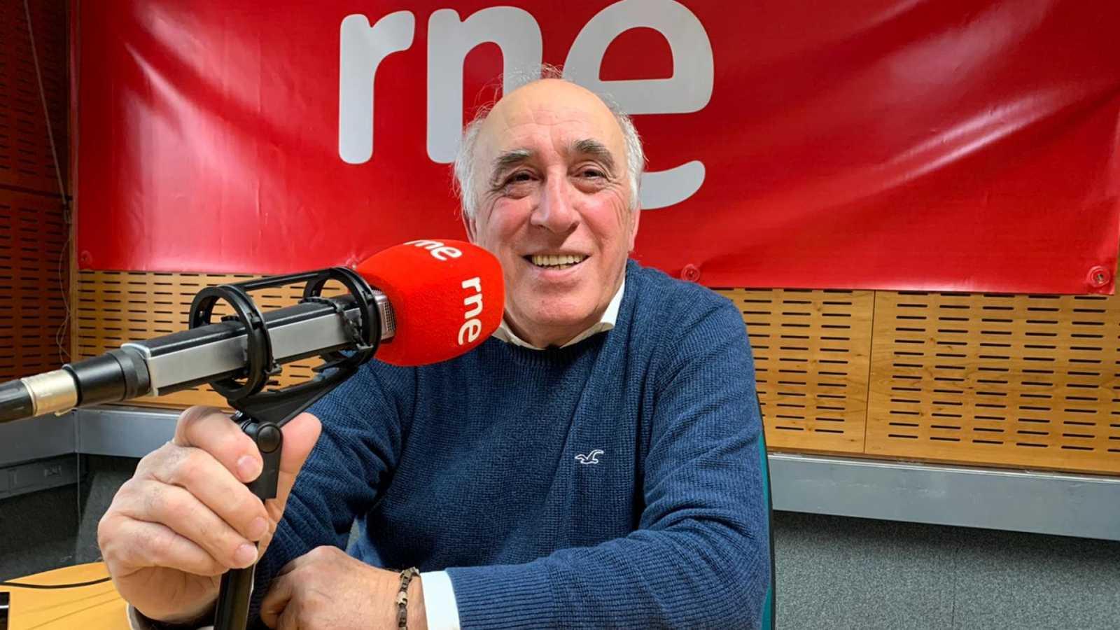 Mitos del deporte - Juan Manuel Asensi - 03/02/20 - escuchar ahora