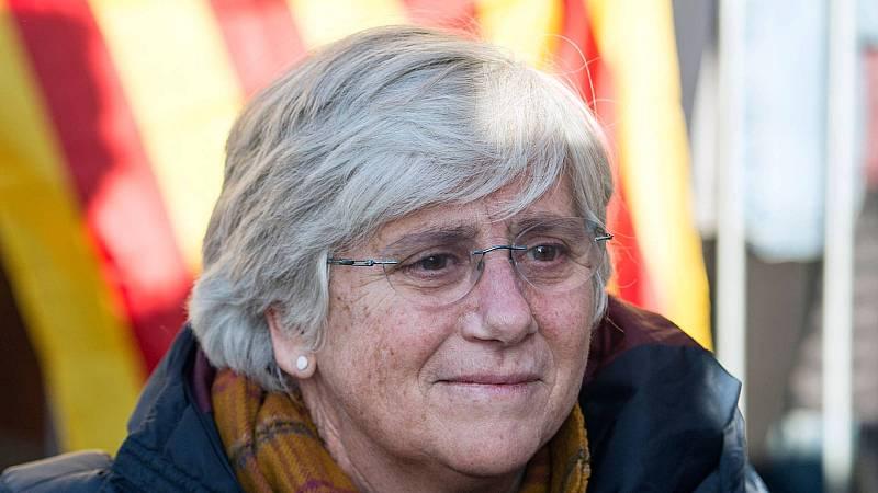 Boletines RNE - El juez Llarena reclama a Reino Unido que tramite la euroorden contra Ponsati - Escuchar ahora