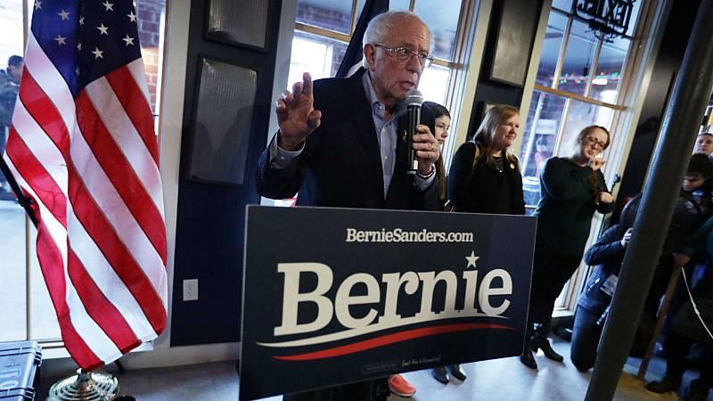 24 horas - El Partido Demócrata inicia la carrera para elegir a su candidato - Escuchar ahora