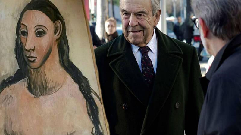 Boletines RNE - Jaime Botín podría ir a la cárcel al elevarse su condena por contrabando de un Picasso - Escuchar ahora