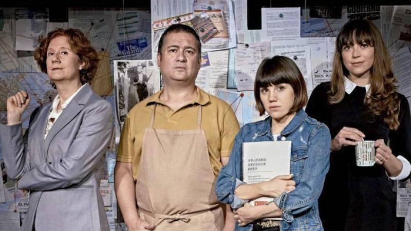 En escena - Agenda teatral para el fin de semana - 05/02/20 - Escuchar ahora