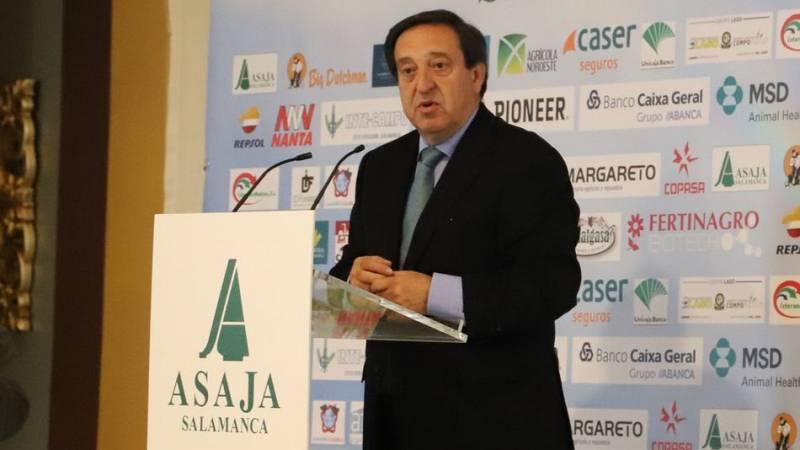 """Las mañanas de RNE con Íñigo Alfonso - Pedro Barato (ASAJA): """"Ha llegado el momento de decir basta. Las cuentas no salen"""" - Escuchar ahora"""
