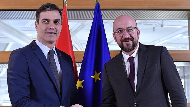 Boletines RNE - Sánchez pide autocrítica a las grandes distribuidoras desde Bruselas - Escuchar ahora